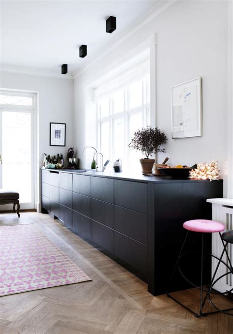 matte black kitchen cabinets 77 beautiful kitchen design ideas for the heart of your home