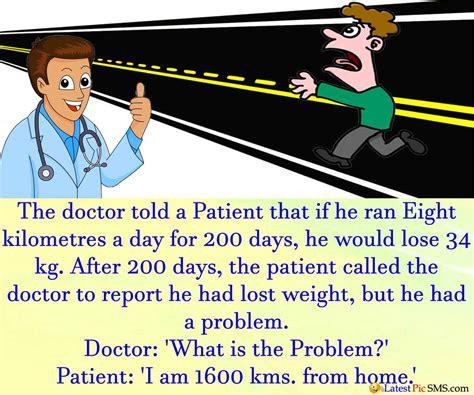 A Joke by Shayari Doctor Patient Jokes