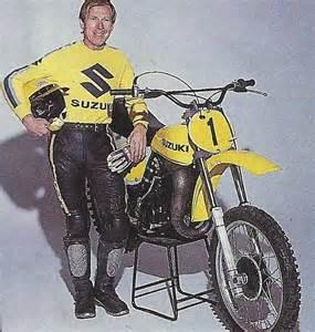Roger Decoster Suzuki Roger Decoster Team Suzuki Vintage Motocross
