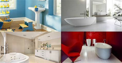bathroom wall designs paint top 4 bathroom wall paint ideas bella vista bathware