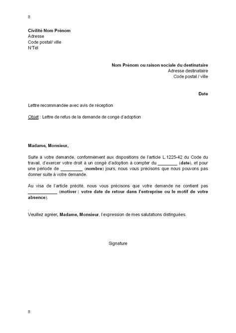 Lettre De Refus De Visa Application Letter Sle Exemple De Lettre De Demande De Visa Gratuit