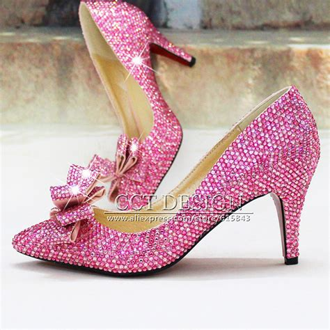 cinderella high heel shoes shoes womans high heels shoes wedding shoes