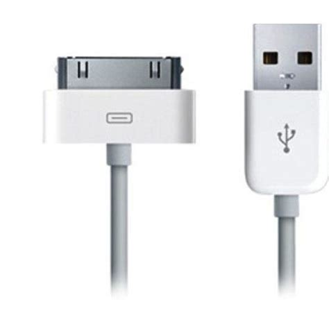cordon chargeur cable usb 2 0 apple blanc iphone 3g 3gs 4 4s