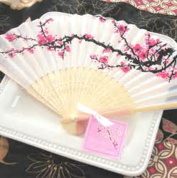 Silk Fans Wedding Favors by Baby Practical Favors