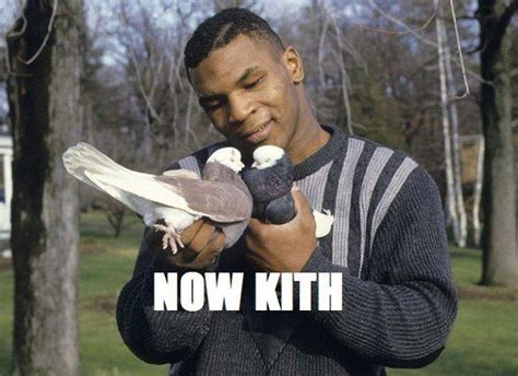 Tyson Meme - mike tyson now kith birds meme botcrawl