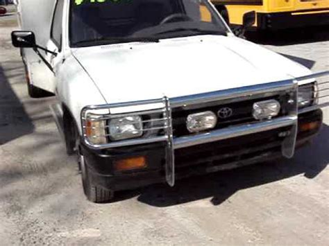 1993 toyota dually box truck sold