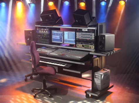 recording studio furniture desks home design ideas