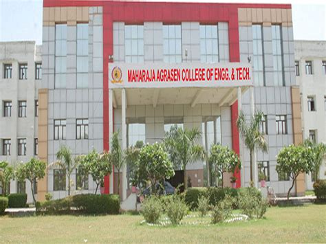 Maharaja Agrasen Institute Of Technology Mba Placement by Maharaja Agrasen College Of Engineering Technology