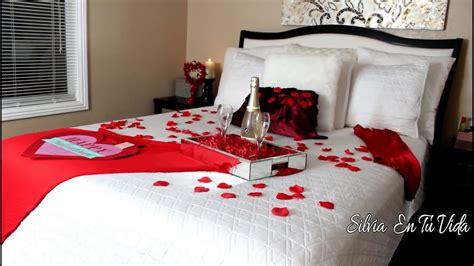 decorar habitacion bienvenida decora tu cuarto para una noche rom 193 ntica youtube