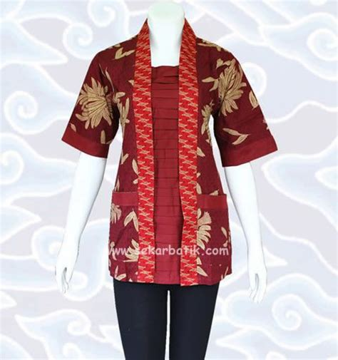 Batik Fashion Wanita Kotama Hlbt Top 50 best batikkkk images on batik dress batik fashion and blouse