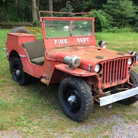 1943 willys jeep parts 1943 willys mb jeep for restoration gpw