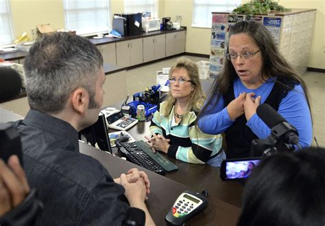 Marriage Records In Couples Again Denied Marriage Licenses In Kentucky Toronto