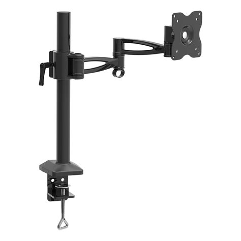 flat screen desk mount 13 quot 29 quot flat curved monitor desk mount