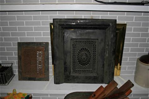 midwest cottage finds vintage fireplace summer covers