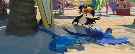 leslie mann behind the voice actors rafael the tucan rio blue sky studios ro 1 y 2 t