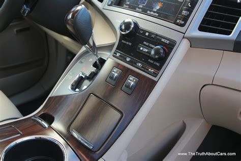 2013 Venza Interior by 2013 Toyota Venza Limited Interior Front Seats And