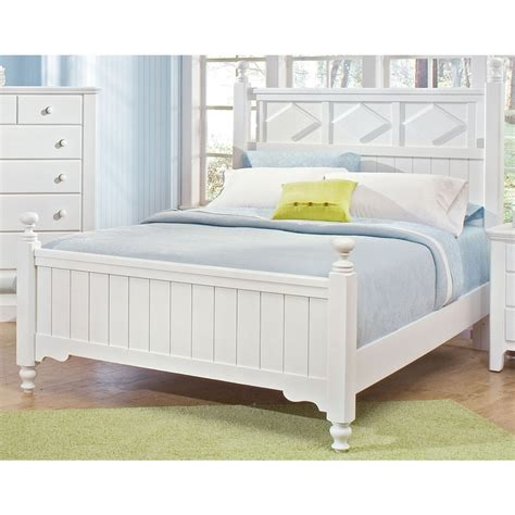 white cottage bed cottage white poster bed decor