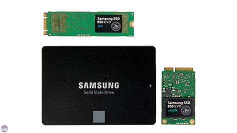 Ssd Samsung 850 Evo M 2 Sata 500gb samsung ssd 850 evo m 2 500gb and msata 1tb review bit
