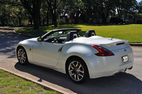 nissan convertible white 2010 nissan 370z roadster supercars net