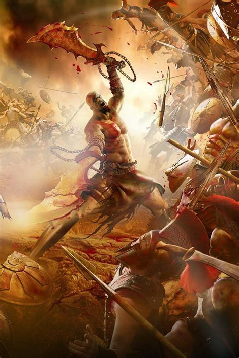 god themes download for mobile download free god of war mobile mobile phone wallpaper