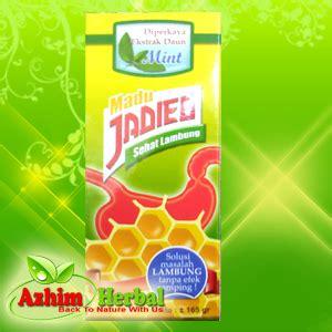 Madu Jadied Masela Mengatasi Maag Lambung jadied sehat lambung azhim herbal