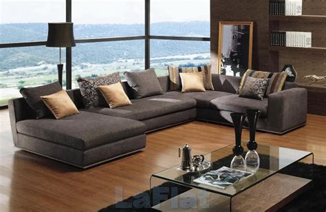 modern living room sectionals modern living room interior home design