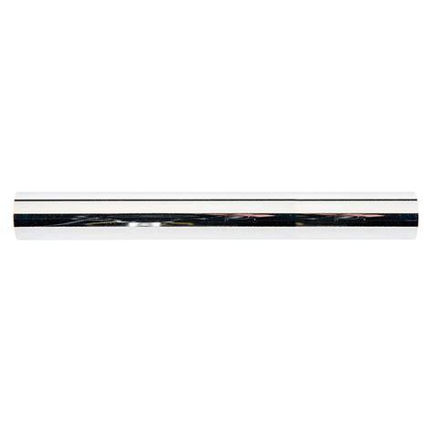 barras metalicas para cortinas barra para cortinas met 225 lica plateado longitud 250 cm