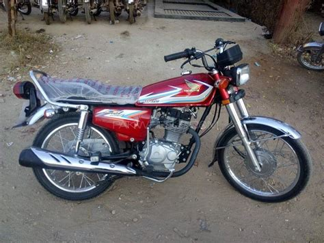 honda cg 125 used honda cg 125 2017 bike for sale in rawalpindi