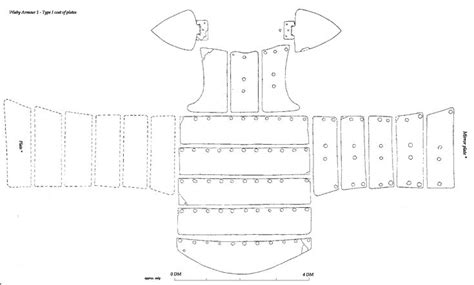 17 Best Images About Armour Templates On Pinterest Armors Leather Armor And Roman Legion Armor Templates