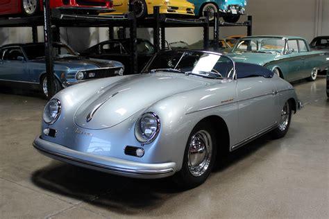 Porsche 1600 Super For Sale by 1956 Porsche 356 Speedster 1600 Super For Sale 99156 Mcg