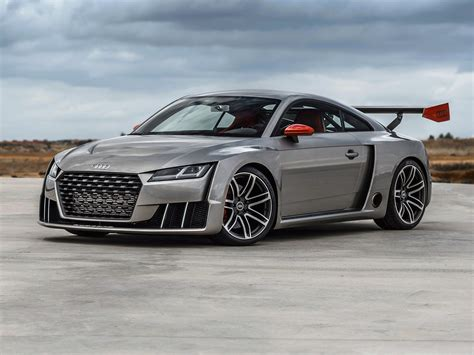 Audi Spares by Audi Tt Clubsport Turbo Concept 2015