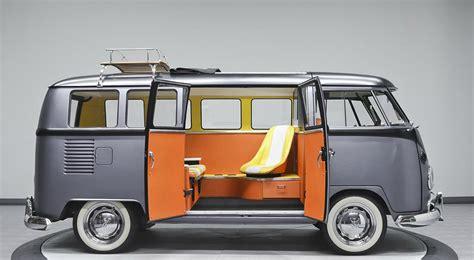future volkswagen van 1967 volkswagen cer transformed into back to the