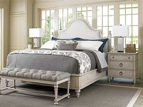 Oyster Bay Bedroom Furniture Oyster Bay Arbor Upholstered Bedroom Set From 01 0714 143c Coleman Furniture