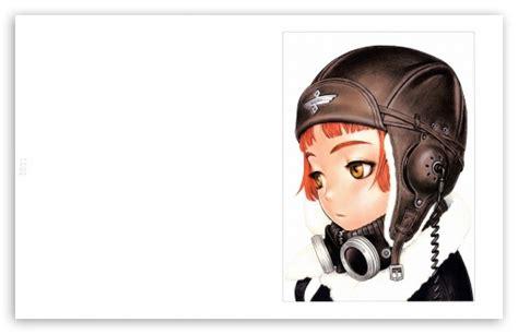 last exile anime lavie head 4k hd desktop wallpaper for