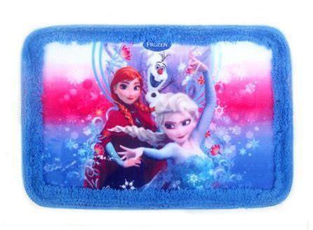 Karpet Karakter Elsa keset kaki karakter toko bunda