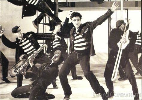 jail house rock elvis presley jailhouse rock music video the idea girl