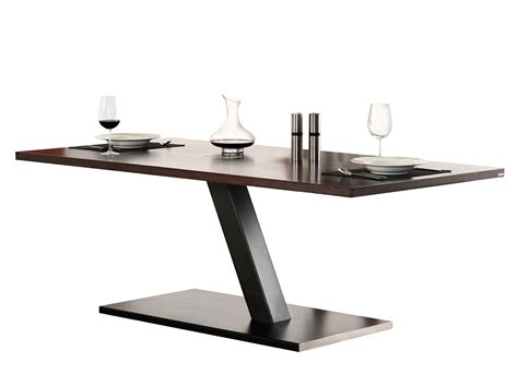 wissmann raumobjekte 609 dining table by wissmann raumobjekte