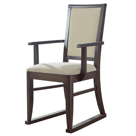 Upright Armchair henley upright armchair with skids knightsbridge furniture