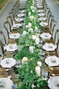 Table Linens Wedding Reception - wedding theme a farm fresh f 234 te bridalguide