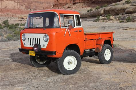 jeep fc 150 hidden nods to jeep heritage and history in jeep
