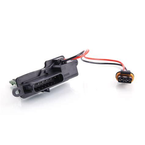 2005 chevy astro blower motor resistor heater blower motor resistor 12135105 for gmc safari chevy astro front 96 05 ebay