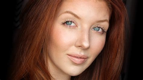 Get The Look Haydens Gorgeous Skin by Quot No Makeup Quot Tutorial Glowing Skin