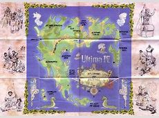 SMS Map for Ultima IV - The Codex of Ultima Wisdom, a wiki ... Jinkx