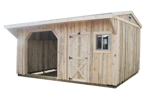 Loafing Shed Prices by Animal Shelters Built In Colorado See Photos And Get Prices