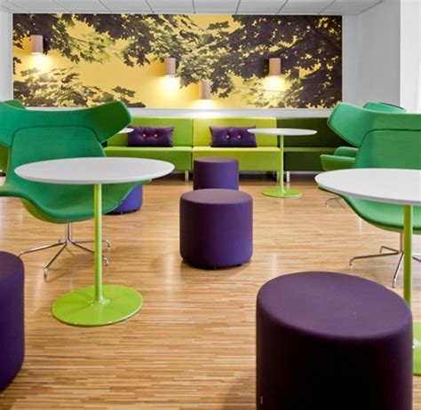 colorful skype office furniture office bling