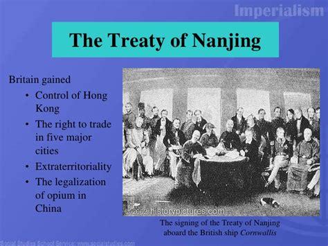 china uk film treaty imperialism power point