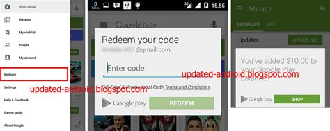 Play Store Voucher Update Kode Voucher Belanja Playstore Play Gift