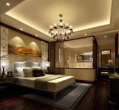 Expensive Bedroom Designs 3d Bedroom With Bathroom Luxury Cgtrader