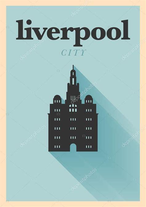 poster design liverpool 리버풀 시 포스터 디자인 스톡 벡터 169 kursatunsal 74753075