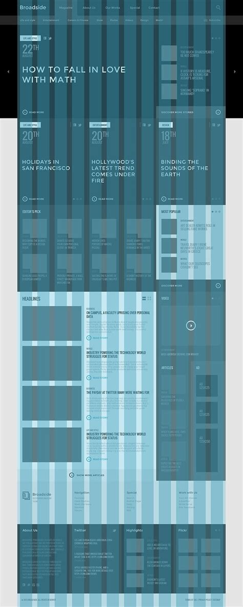 magazine layout grid 1000 images about grids on pinterest grid system